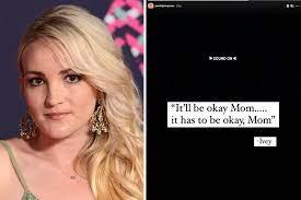 Jamie Lynn Spears cries to daughter ...