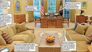 obama oval office decor. A Nice Little Explanation Of The Layout President Obama\u0027s Oval Office Obama Decor E