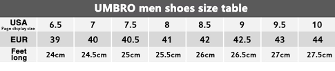 Umbro Soccer Shoes Size Chart Umbro Men Soccer Shoes Sports Sneaker Indoor Soccer Boots