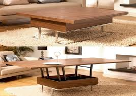 Wonderful Coffee Table Converts To Dining Table Attractive Coffee Along  With Interesting Coffee Table That Converts