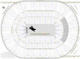 Reno Rodeo Seating Chart Chesapeake Energy Arena Pbr Professional Bull Riders Rodeo
