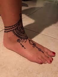 неприятные последствия татуировки хной Photo Blognewsam