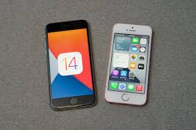 ios 14 on the iphone 6s and se