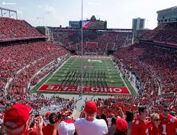Ohio Stadium Seating Chart With Row Numbers Ohio Stadium Section 1 C Seat Views Seatgeek