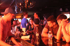 Gay new york city bars