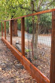 Diy Welded Wire Fence Image Of Welded Wire Fencing Diy Fence M