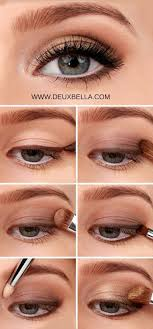 easy natural eye makeup anyone can do step by step eye makeup how to