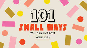 Urban Design Proposal Report 101 Small Ways You Can Improve Your City Curbed
