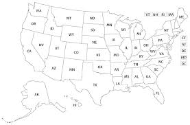 blank united states map28 blank united states map dr odd on map of united states with time zones printable