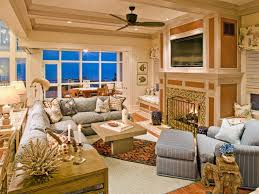 Coastal Decorating Ideas Living Room With Bright And Inviting ...