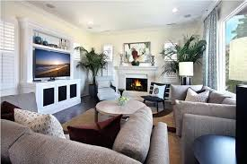 Rectangular Living Room Fascinating Long Rectangular Living Room Layout Furniture Placement With Tv