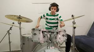 Charlie Puth - How Long | Drum Cover By Rafael Fields(13 y/o) - YouTube