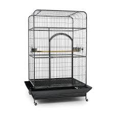 Prevue Pet Products Empire Extra Large Bird Cage - Black Hammertone |  Hayneedle