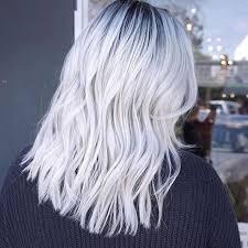 Hair Dye Colors Silver Hair Gorgeous