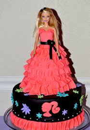 barbie cakes decoration ideas little birthday