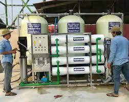 Máy lọc nước mặn - Cung cấp hệ thống lọc mặn thành nước ngọt
