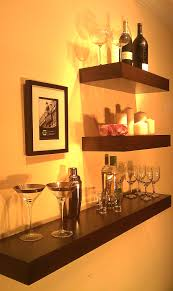 wall mounted wine rack free wine bottle holder floating shelf brown wall floating design shelves lighted bar shelves liquor