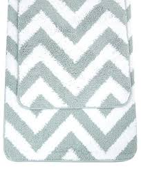 chevron bath rug chevron bath rug set bath mat inch by inch gray chevron bath mat