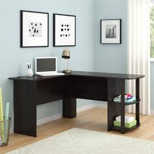 home office work table. Awesome L Shaped Desk Home Office 5257 With Side Storage Multiple Finishes Walmart Work Table