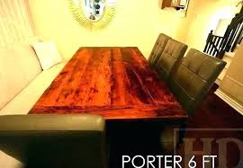 dining table woodworking plans 6 foot dining tables amazing room table ft glass top throughout wood