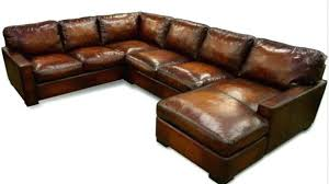 rustic leather sectional.  Sectional Rustic Leather Sectionals The Best Of At Brilliant  Sectional Sofas Regarding Property Prepare Inside