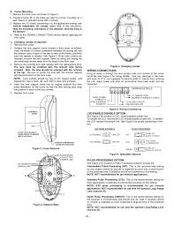 honeywell aurora install guide is312 pir at Honeywell Pir Sensor Wiring Diagram