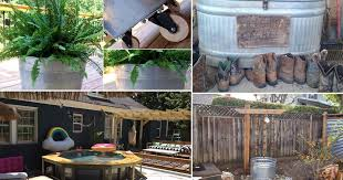 21 diy ways to reuse stock tanks in the home garden