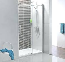 modern glass shower doors sleek sliding door showers images compact shower space with a polished chrome modern glass shower doors