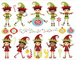 500 x 500 jpeg 65 кб. Christmas Santa S Elves Clipart Svg Creative Daddy