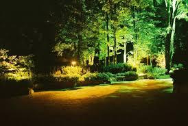 outdoor lighting effects. Beautifully Set Lighting Outdoor Effects