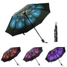 Portable Women <b>Flower Umbrellas</b> Prevent <b>UV</b> Rainproof <b>Folding</b> ...