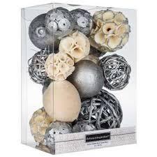 Decorative Balls Hobby Lobby