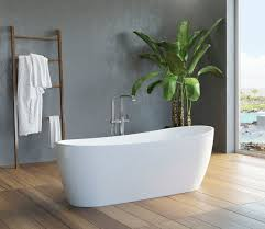 the average cost for a standard 60 inch acrylic tub ranges from 500 to 900 not including installation