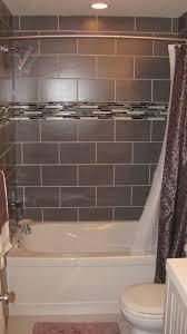 Best  Tile Tub Surround Ideas On Pinterest - Glass tile bathrooms