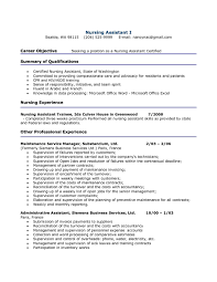 Nursing Assistant Resume Skills Photo Professional Cna Checklist Pdf