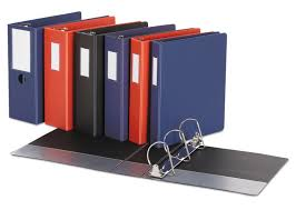 6 Inch Binders All About 3 Ring Binders Types Features And How To Choose