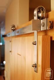 interior barn door track. Interior Sliding Barn Door Hardware Photo - 3 Track G