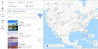 Google Flights Chart How To Use Google Flights To Find Cheap Prices 2019