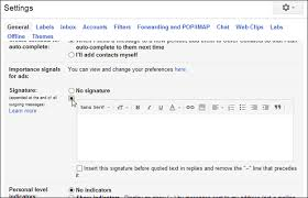Gmail Guide Attachments Signatures And Security