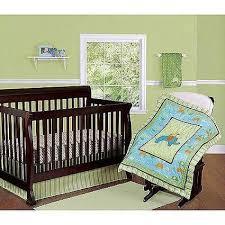 step by step 3 piece nursery set comforter crib sheet dust ruffle