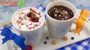 2 Dakikada Mikrodalgada Kupa Kek (Videolu) - Nefis Yemek Tarifleri