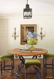 dining e with green stools dining room design dining room design
