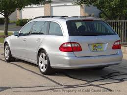 It was recently acquired by the selling dealer and shows 62k miles. 2006 Mercedes Benz E500 4matic Estate German Cars For Sale Blog