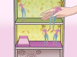 plan toys doll house household accessories set fresh 4 ways to make a doll house wikihow