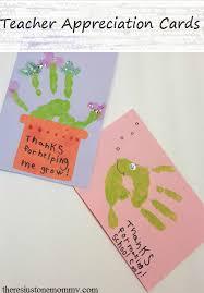 hand print teacher appreciation cards hand print teacher appreciation cards presents for teachers teachers day