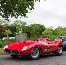 Mounted in the front and powering the rear wheels, this satisfied enzo's basic philosophy that the 'horse came before the cart.' 1957 Ferrari 335 Sport Scaglietti 0674 Super Luxury Cars Ferrari Car Ferrari