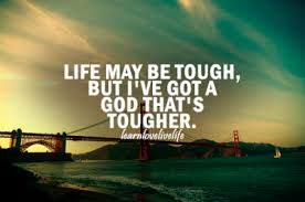 Christian Quote Of The Day Inspirational Best of Daily Inspirational God Is Tougher Alex On Faith