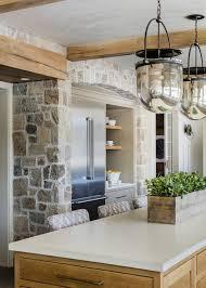 Design Trend: Modern Rustic Stone KitchensBECKI OWENS