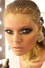 makeup ideas dess makeup beauty breakdown illamasqua golden desses myer fashion show