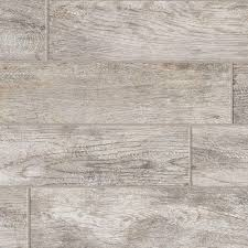 marazzi montagna dapple gray 6 in x 24 in porcelain floor and wall tile